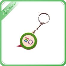 Kein MOQ Kreatives Design Smart und hochwertige PVC-Schlüsselanhänger