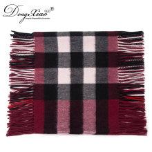 Écharpe rayée à motif de tricot 2017 Écharpe en laine de Noël d'hiver de Chine