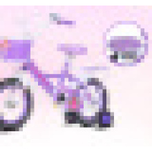 Crianças, bicicleta, bicicleta de crianças Fender preto, preto ar pneu crianças bicicleta