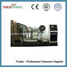 40kw / 50kVA Diesel Elektrischer Generator Energieerzeugung mit Perkins Maschine
