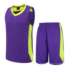 Novo 2016 Basketball Jersey Uniform Design Made in China