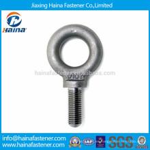 DIN444 Tornillo de ojo de acero galvanizado