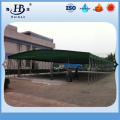 Waterproof sunshade pvc coated awning tarpaulin