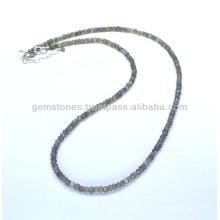 Labradorite Bead Necklace Jewelry Wholesale Supplier