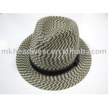 Nuevo sombrero de víspera de 2013 entrante de la trenza del papel