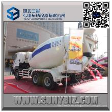 10 M3 Hino 700 Transit Mixer LKW