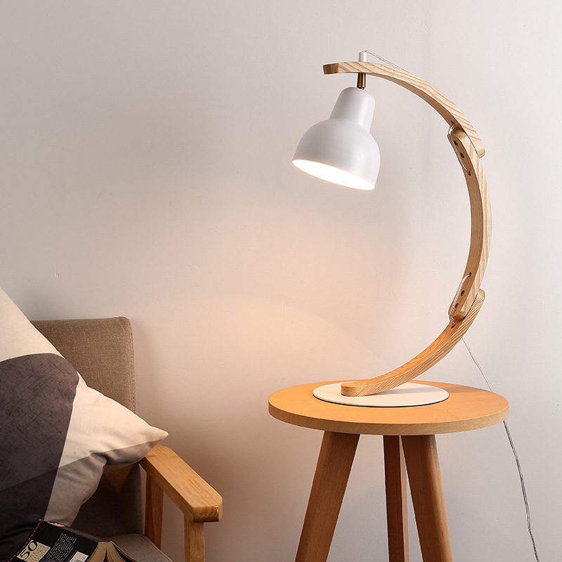 Application Nightstand Table Lamps