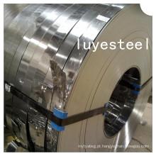 Tira de aço laminada a alta temperatura / bobina 904L