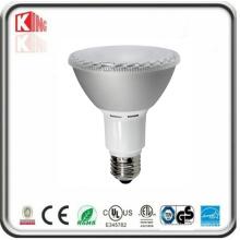 Enery Star ETL 15W 1500lm Dimmble PAR30 Ampoule LED