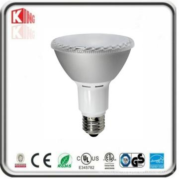 Luz LED ETL Energy Star 15W LED PAR30 COB