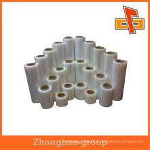 Aceite a ordem à prova de umidade do estiramento do tipo película de envolvimento do plástico para a embalagem externa da carga