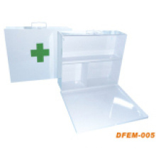 Удобная Металлическая Коробка Первой Медицинской Помощи
