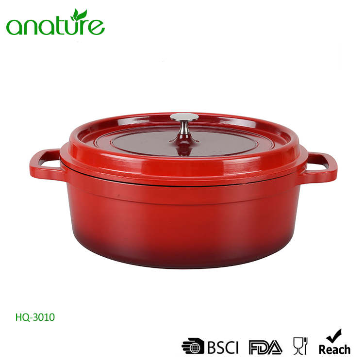 Die Casting Body Aluminum Non Stick Series Roaster