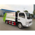 RHD/LHD 5m3 -8m3 Compression Garbage Truck For Sale