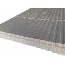 Hoja de pared corrugada de PVC para uso exterior