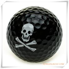 Pura goma pelotas de Golf con Logo (OSO4002)