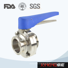 Stainless Steel High Precision CNC Machined Butterfly Valve (JN-BV1001)