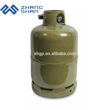 LPG-Gasflaschen-Behälterbehälter des ISO-Standards 4.5KG für Simbabwe