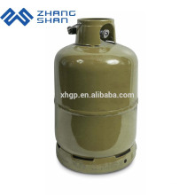 ISO Standard 4.5KG LPG Gas Cylinder Tank Container for Zimbabwe