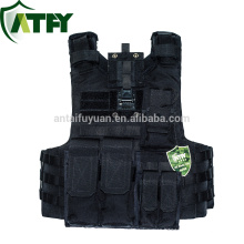 Quick release body armor full Tactical Fast Attack Plate carrier for sale