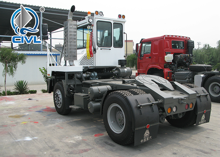 60tons Terminal Tractor Truck