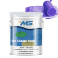 IMS 3D Clear epoxy resin and epoxy hardener for bath room flooring