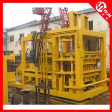 Máquina automática de fabricação de tijolos de cimento para venda