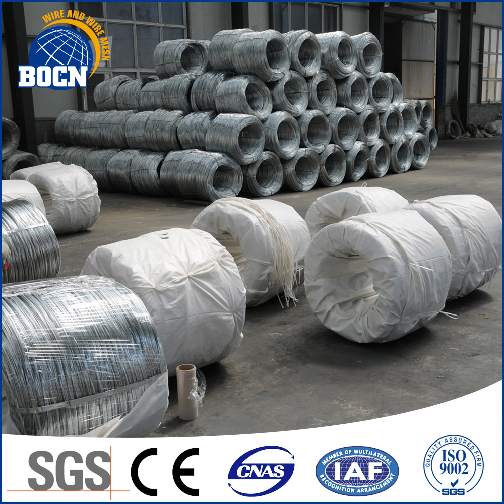 Hot Dipped Galvanized Iron Wire