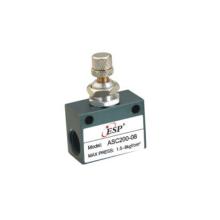 Válvulas de control de flujo de la serie ASC neumática ESP