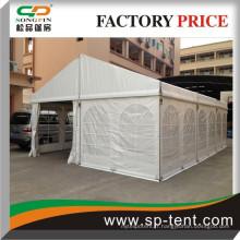 Luxe étanche flameretardant résistant aux UV résistant au vent petite pagode canopy marquee party tente de Chine fournisseur en gros