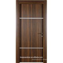 Factory Custom Highest Quality MDF Interior Doors with Eco-Melamine Skin