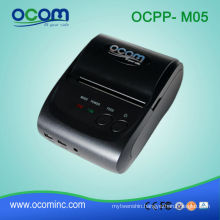 Android or IOS supported 58mm Mini Portable Bluetooth Mobile Thermal Receipt Printer