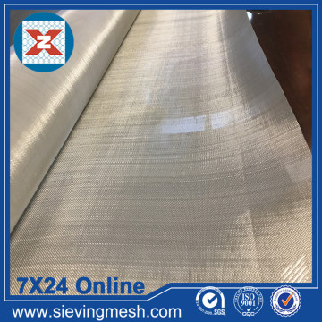 316 Plain Dutch Weave Wire Mesh