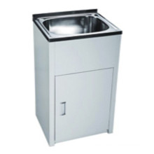 Armario blanco de la bañera del lavadero de la alta calidad (550)