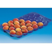 Different Color 29X39cm/29X49cm/39X59cm Plastic Fresh Produce Tray