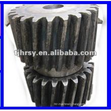 2012 New Produce Helix gear (Heat treatment)