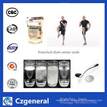Nutrition Supplement 99% in Bulk Instant Powder Bcaa 2: 1: 1