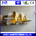 Мощный 100-6000кг Постоянный магнитный подъемник / подъемный магнит крана