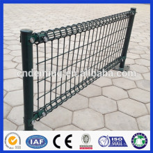 DM cheap steel wire welded high quality double circle fence with ISO 9001/2008 manufacture