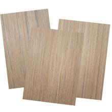Imitación de madera color hdf melamina puerta piel hecha en China