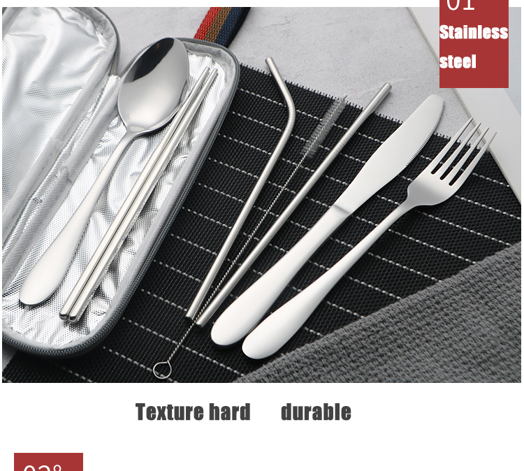 Steel Cutlery Set