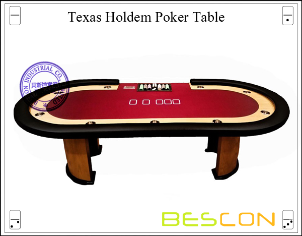 Texas Holdem Poker Table-2