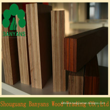 Keruing Plywood/28mm Keruing Container Plywood Flooring