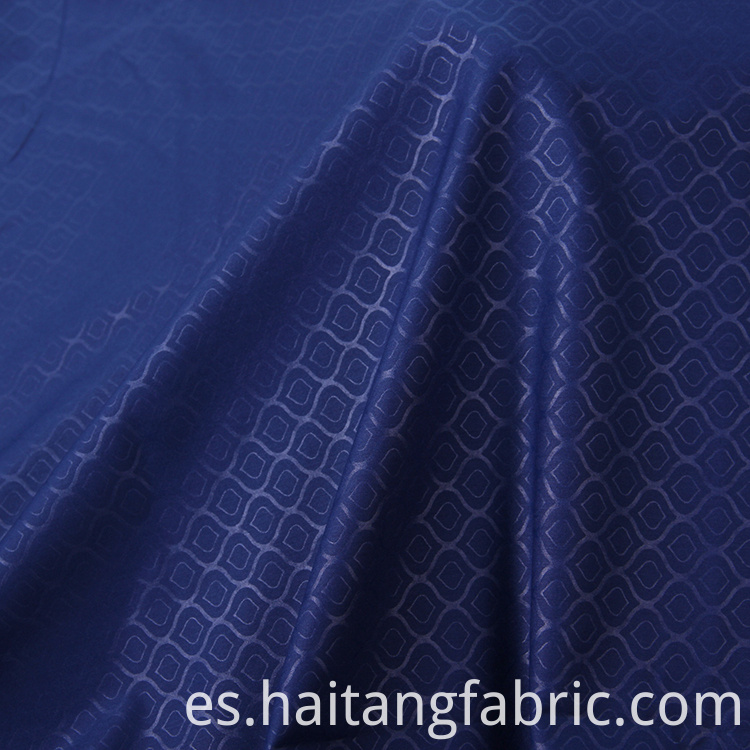 Embossing Fabric Polyester Blend Shirts
