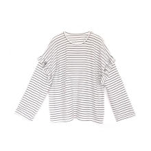 Women's Long Sleeve Casual Loose Fit Tee T-Shirt