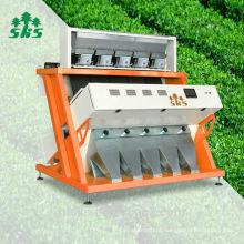 Processamento de chá Triagem máquina Manufacturersmall Folha de chá moedor e classificador