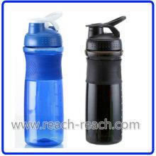 Bouteille Shaker de protéines en plastique (R-S045)