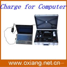 conception de valise AC et DC 12V minil générateur solaire portable 220v 500w