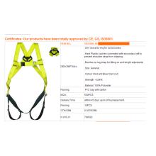 High Strength Adjustable Full Body Safety Belt Harnesses for SALE
