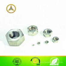 Screw Carbon Steel Nut M2~M30